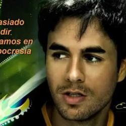 El perdedor - Enrique Iglesias Feat Marco Antonio Solis (con letra)