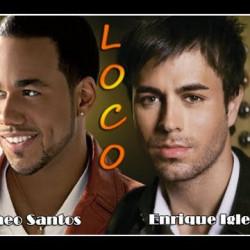 Loco - Enrique Iglesias feat Romeo Santos (con letra)